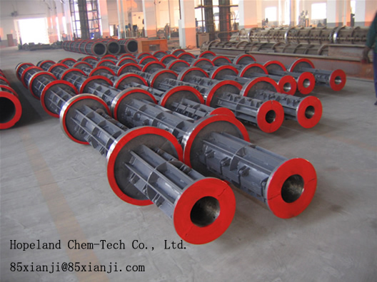 Pre-stressed Concrete Spun Pile Steel Mould
