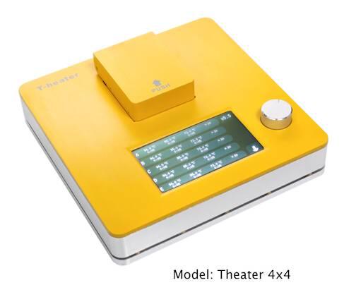 Slim PCR Cycler