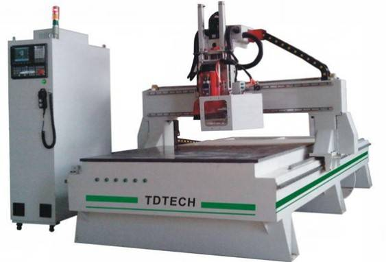 Professional CNC Wood working Router TD-1530D