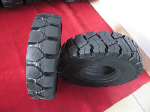 ANair Pneumatic Solid Tire 6.50-10, for Forklift and other industrial