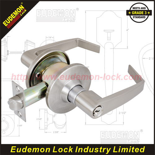 leverset door lock 9681