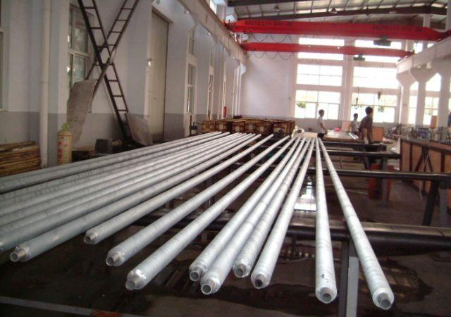 Supply Spiral Alu- Fin Tube for heat exchanger