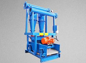 Drilling fluid solids control desander by KOSUN