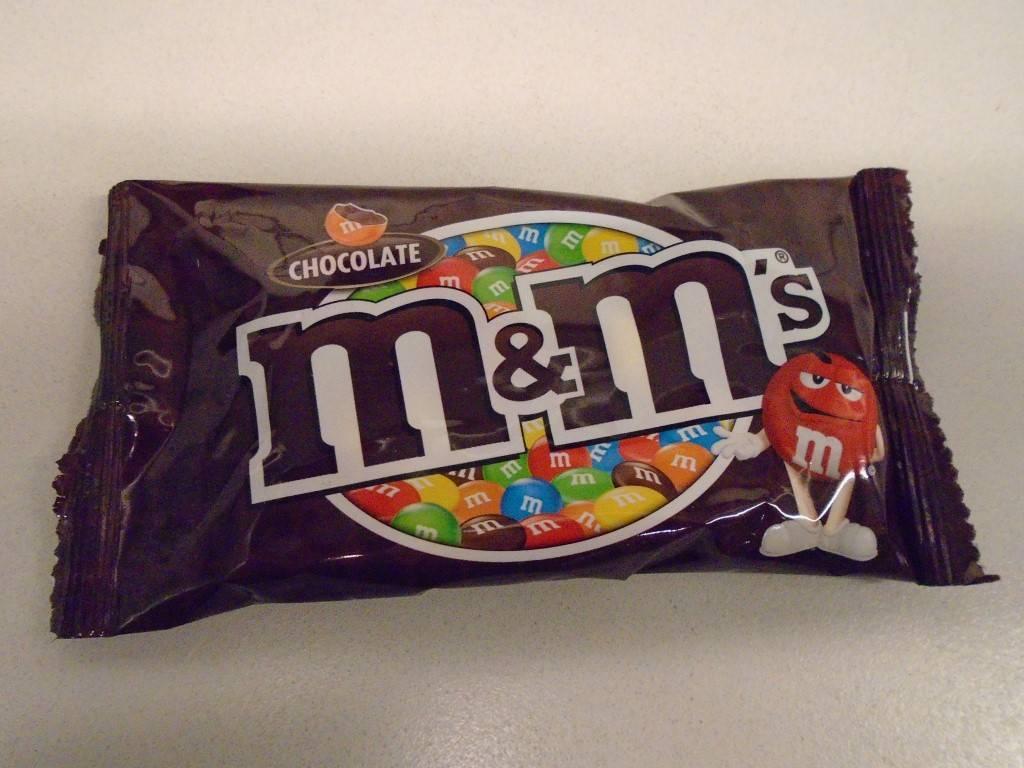 M&M's Chocolate 45GRM