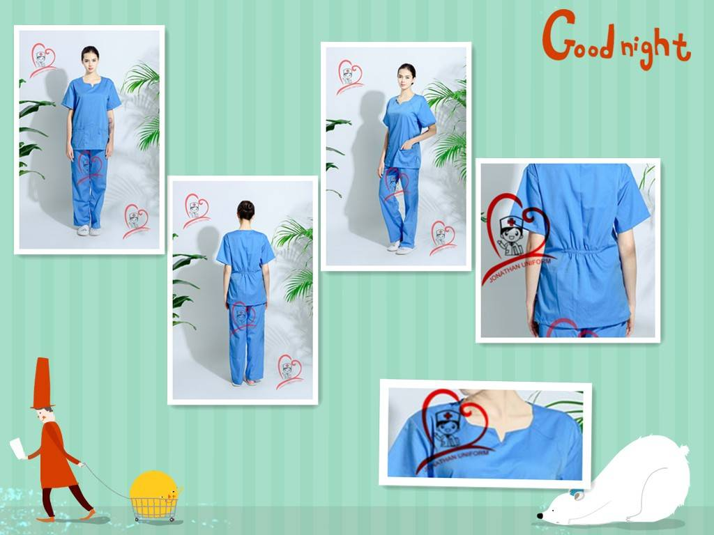 Medical Uniforms Reina Scrubs Set