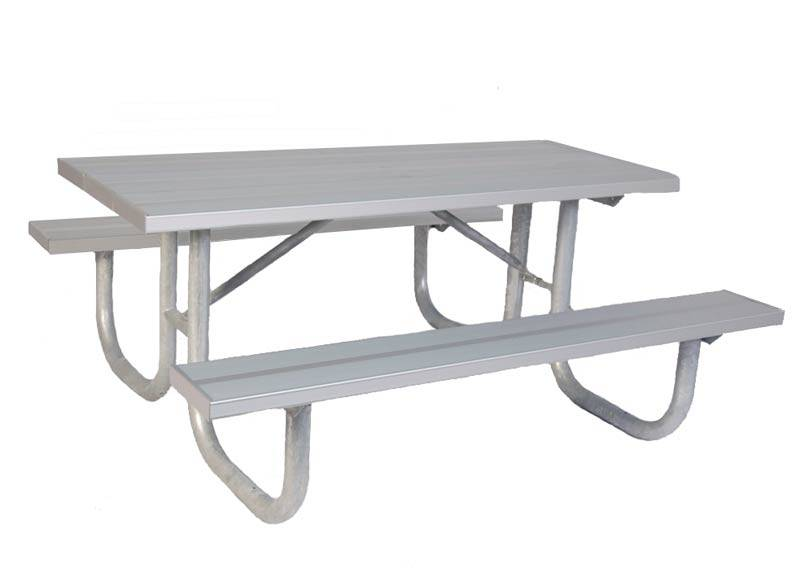 high quality aluminum outdoor table