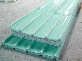 Corrosion Resistant FRP Skylight Panel