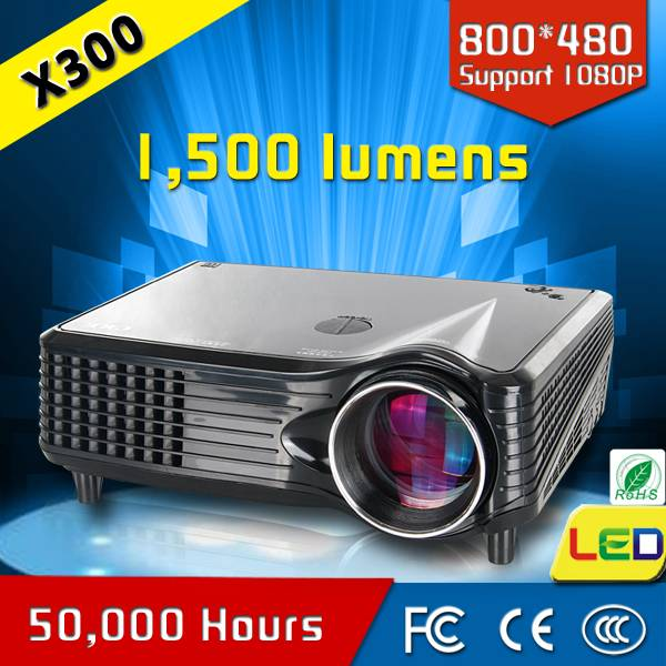 led home theater portable projector