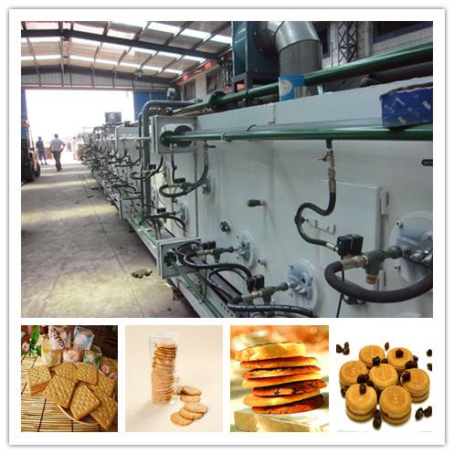 2016 China biscuit machine for 2017 new business