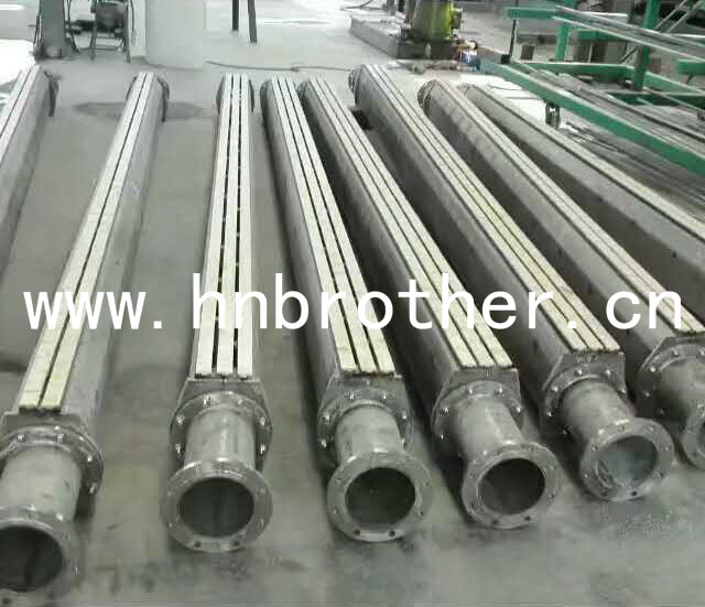 Single Strip Hydrofoil For Paper-making Machine