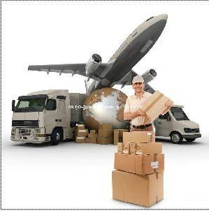 China to canada  express courier logistics door to door service of DHL UPS EMS