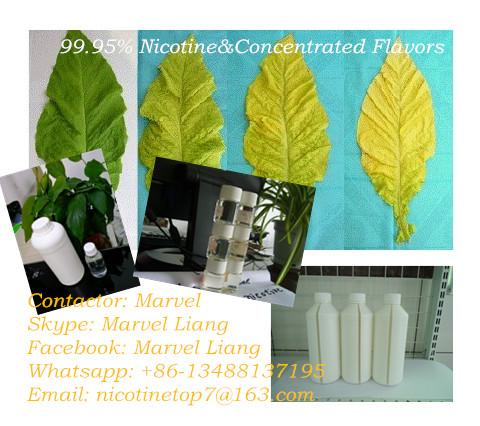Pure Nicotine - Xi'an Taima 99.99% USP grade liquid nicotine