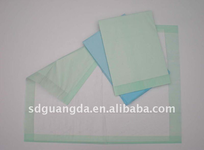 Non woven fabric waterproof underpad