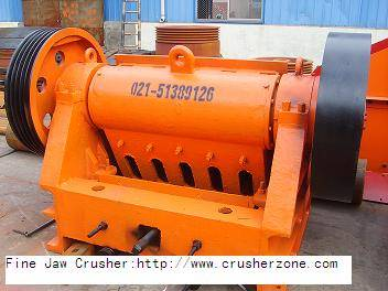 Newest Jaw Crusher