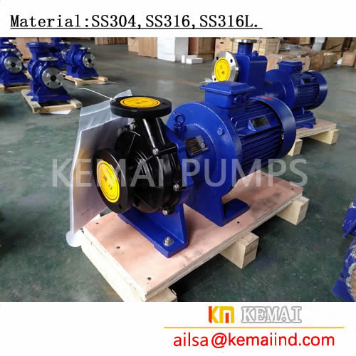 PP Plastic Magnetic Pump Made In China
