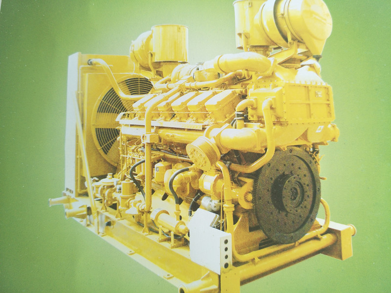 dual fuel engines and gensts