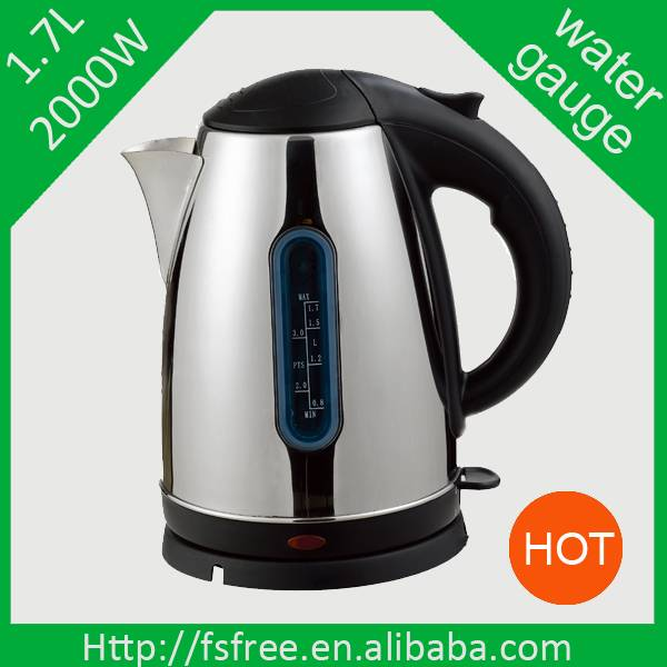 Hot sale new model electric kettle