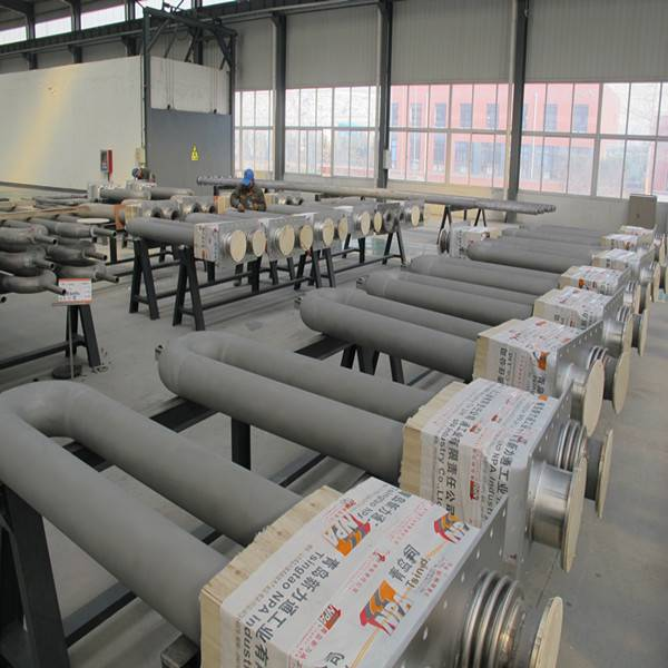 centrifugal/spun casting radiant tube used in steel mills