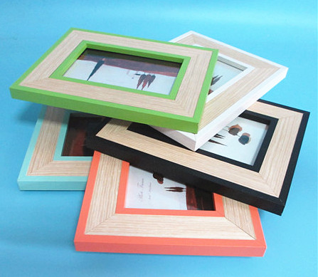 colful/fashion/popular MDF photo frame