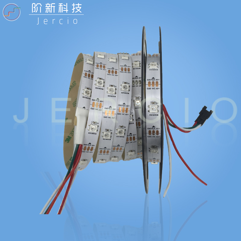 Jercio Flexible LED strip XT1511 60L-60LED, it can replace WS2812