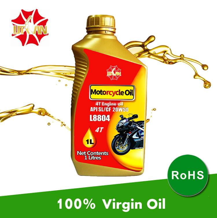 Top Grade 1L Motorcycle Engine Oil 15W40 for Motorcycles