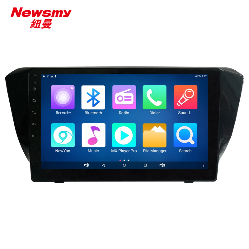 NM7112-H-H (VW Superb 2015-2016) canbus Newsmy CarPad4 head unit Android 5.0 with Newyan APP
