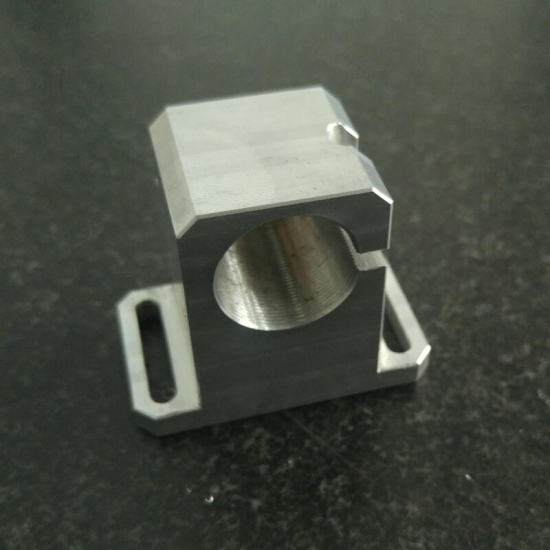 Precision Cnc Machined Part Camera Base With Cnc Center