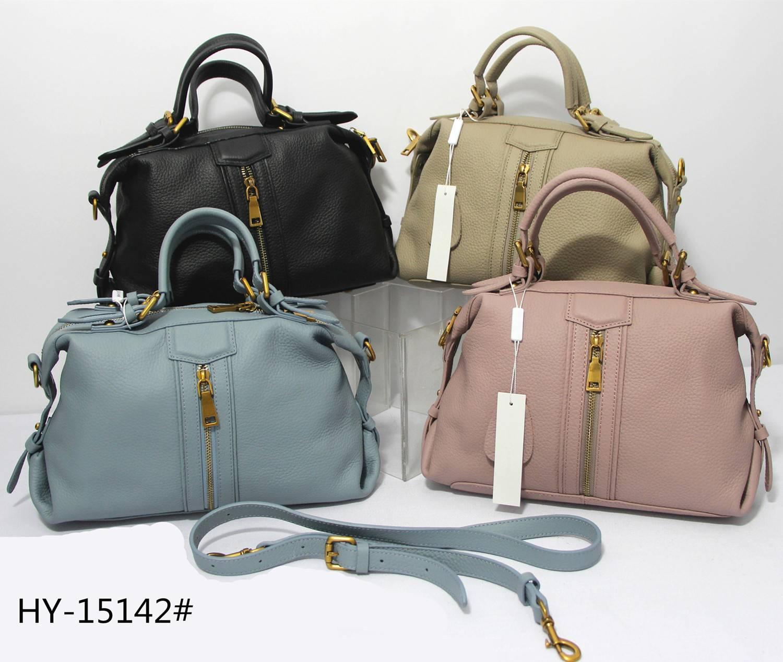 Stylish,concise lady's handbag HY-15142#
