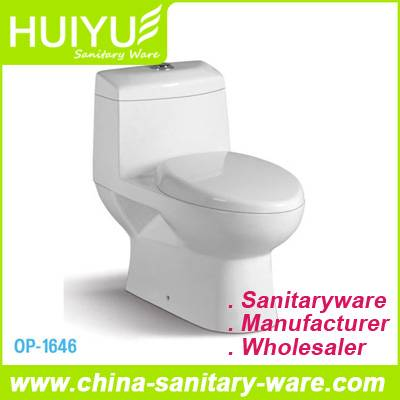 Sanitary Ware Water Closet Toilet for Bathroom Set