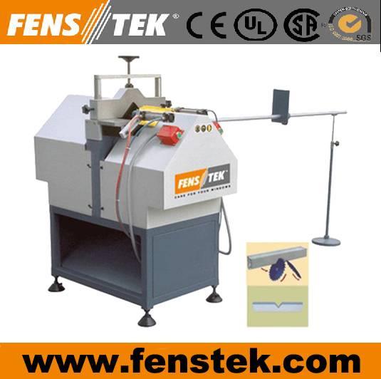 V-Notch Cutting Saw/ Vinyl Window Machine/ PVC Frabrication Window Machine