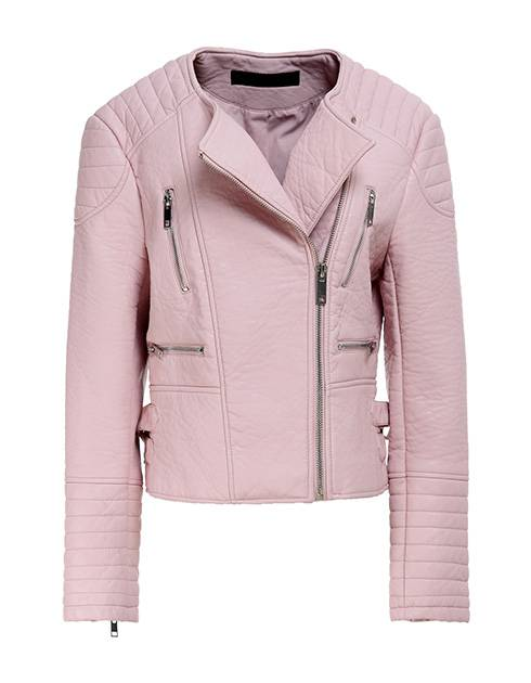 ladies' oem pu jackets supplier