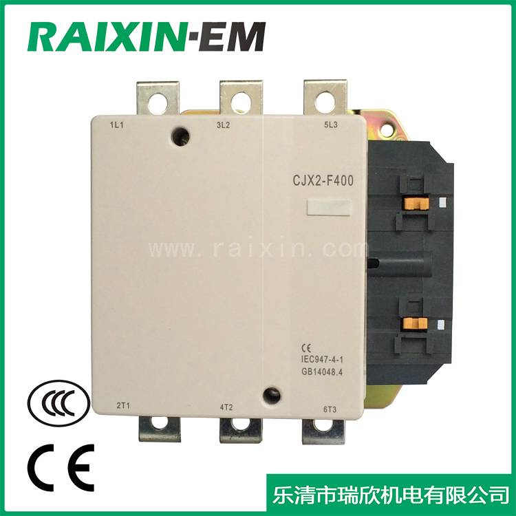 CJX2-F400 AC Contactor