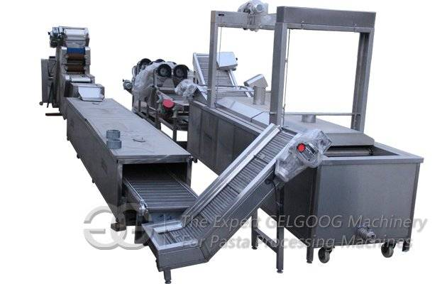 High Automation Chicken Nuggets Peocessing Line