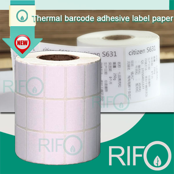 Hospital Wristbands Raw Material Thermal Paper Without Ribbon Printing