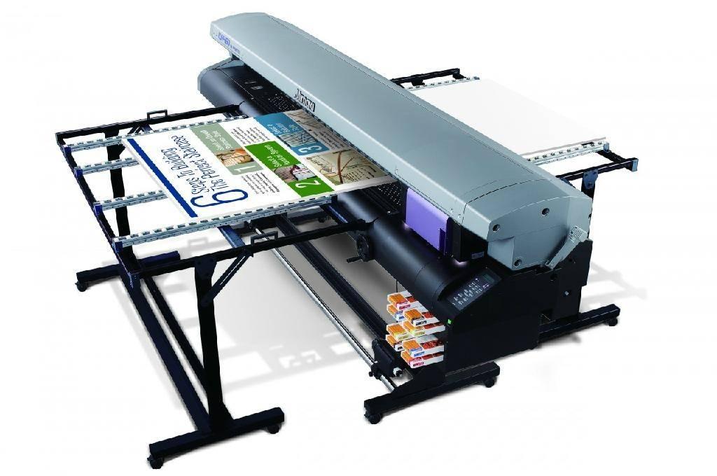 MIMAKI UJV-160 Hybrid UV LED Inkjet Printer