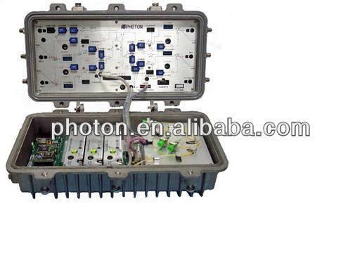 Fiber Optic Equipment CATV Optical Node (PTR3224A)