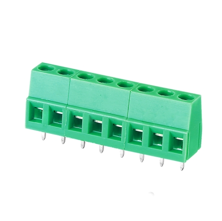 Wire Guard Type Terminal Block Connector(EX128-5.0)