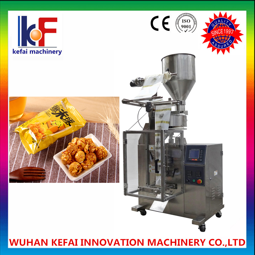 3 Side or 4 Side Sealing Small Sachet Granule Packing Machine