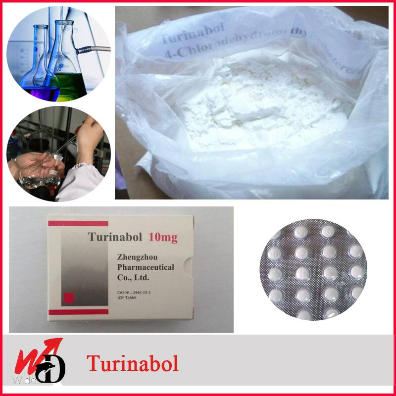 Raw Steroid Powder 4-Chlorodehydromethyltestosterone/ Oral Turinabol/ T-Bol