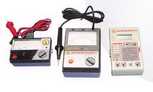 HR Series of Megohm-meter (Insulated Resistance Meter)