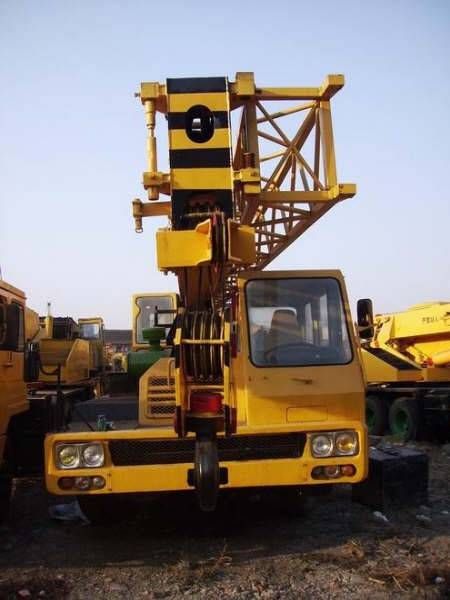 used NK250E-V truck/ mobile crane for sale in low price