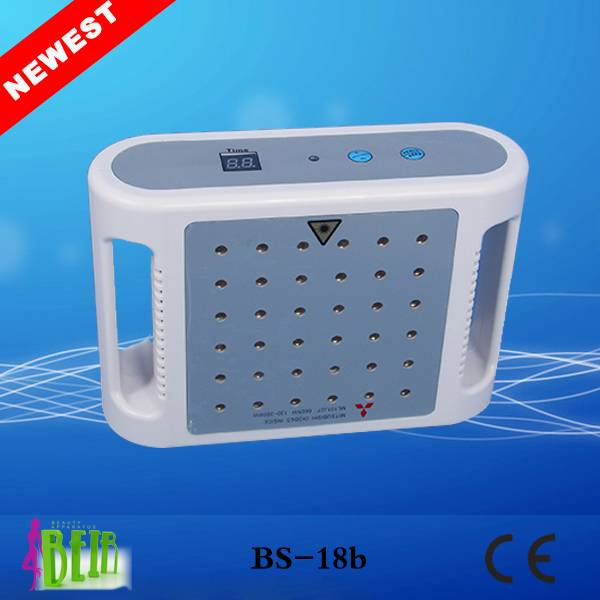 36 Diodes/650nm mini lipo laser machine BR18B for body slimming