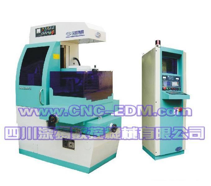 CNC wire cut machine tool DKM280BZ-5 - Zigong Jiate CNC Machinery ...