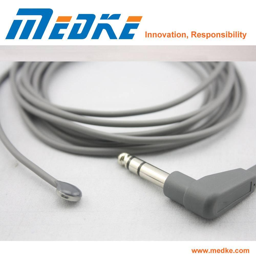Reusable Skin Temperature Sensor Probe, Specially Applied for Body Temperature Measure