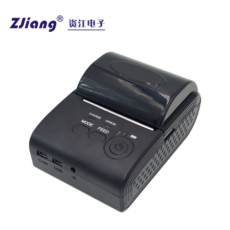 Zjiang Brand 58mm Portable Mini Thermal Printer ZJ 5805 Portable Printer