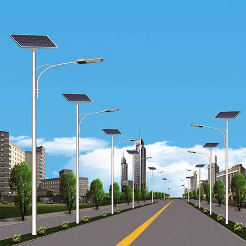 Professional Design Economical Type 8m Pole 30W Solar LED Light Street Light