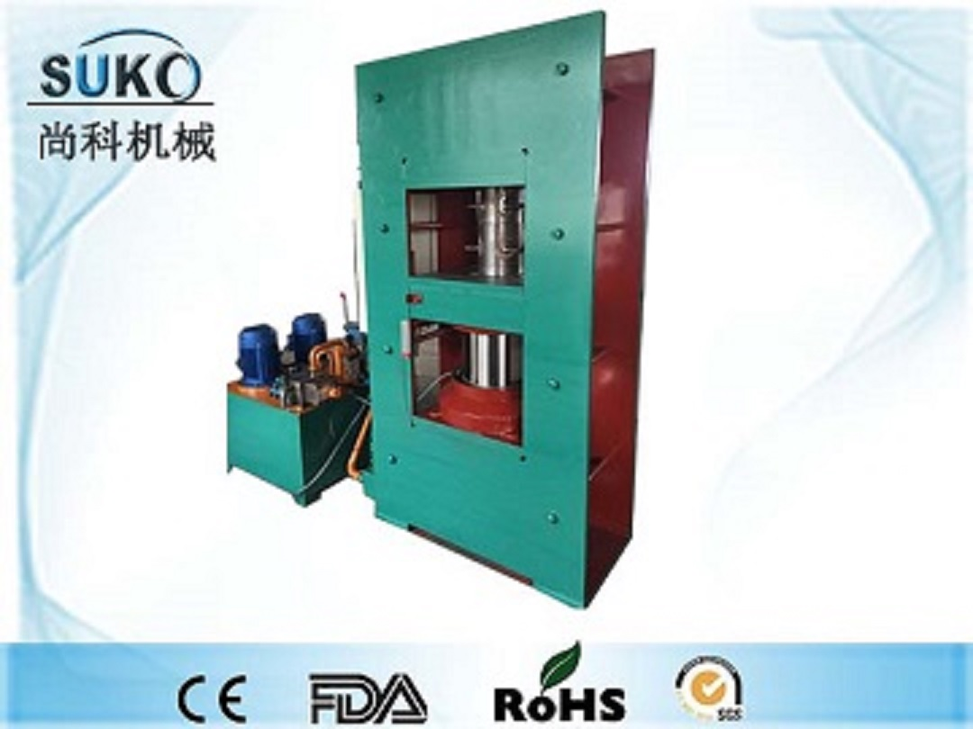 PTFE Plastic Molding Machine
