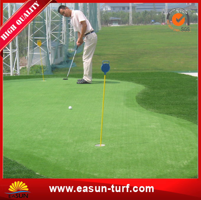 China Wholesale Hot Sale Best Quality PE Golf Grass Artificial-AL