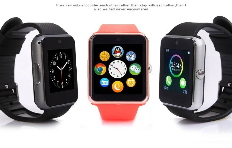 Smart Watch Mobile Phone W1