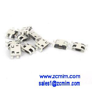OEM micro usb connector part-ZCMIM